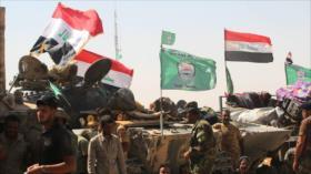 Irak lanza importante operación contra Daesh cerca de Siria