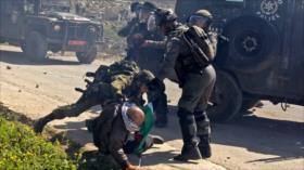 Vídeo: 180 palestinos heridos por represión israelí en Cisjordania