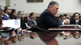 Demócratas no creen que Pompeo está diciendo la verdad sobre Irán