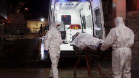 Irán repudia sanciones de EEUU como amenaza a salud internacional