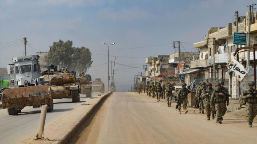 Siria advierte a Turquía: Sus soldados volverán a casa en ataúdes | HISPANTV