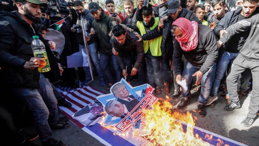 Ansarolá alerta de complot EEUU-Israel para debilitar a musulmanes   HISPANTV