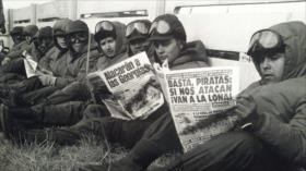 'EEUU y Suiza deben pedir perdón a Argentina por espionaje de CIA'