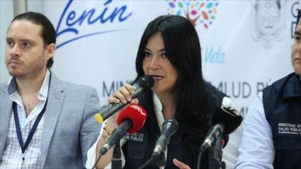 Mujer procedente de España, primer caso de COVID-19 en Ecuador