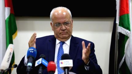 OLP aclara a EEUU: Al-Quds es la capital del Estado de Palestina
