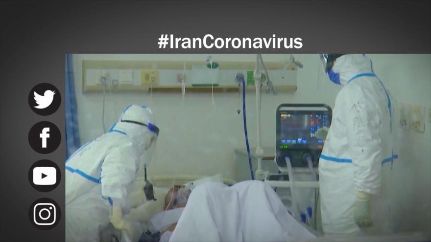 Etiquetaje: Irán lucha contra coronavirus