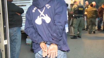 Arresto de migrantes por patrulla de EEUU genera polémica
