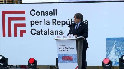 Exlíder catalán insta a prepararse para otra lucha independentista