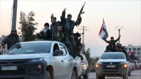 Ejército sirio avanza en Idlib y mata a varios turcos y terroristas