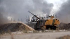 El papel destructivo de Turquía en la guerra en Siria