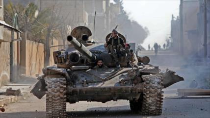 """Ataque de Erdogan a Siria es una trampa tendida por EEUU e Israel"""