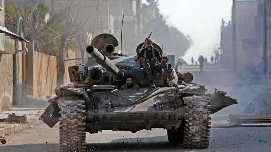 """Ataque de Erdogan a Siria es una trampa tendida por EEUU e Israel"" | HISPANTV"