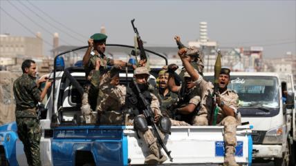 Fuerzas yemeníes recuperan la ciudad estratégica de Al-Hazm