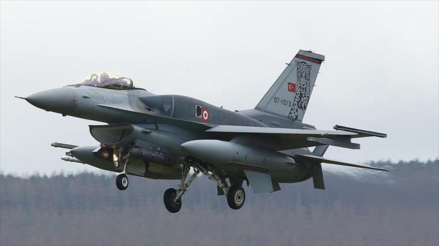 Rusia ya no garantiza seguridad de cazas turcos en cielo de Siria | HISPANTV