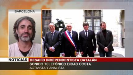 Costa: Cataluña quiere la unidad a través del exilio o el diálogo
