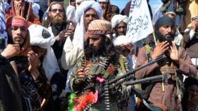Talibán dialogará con Kabul sólo tras liberación de prisioneros