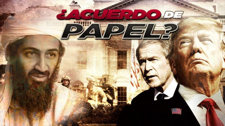 Detrás de la Razón: ¿Acuerdo de paz o de papel?: 19 años de guerra y caos provocado por Washington