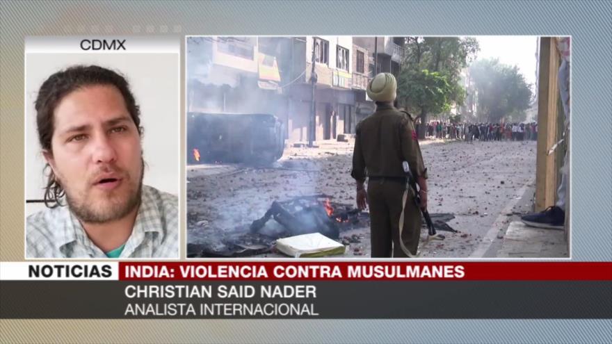 Said Nader: EEUU e Israel fomentan islamofobia en La India   HISPANTV