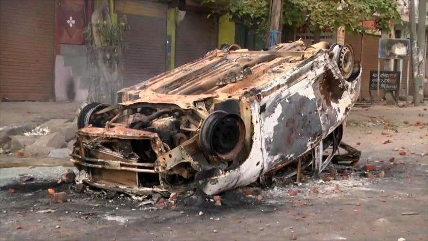 Violencia contra musulmanes en La India genera preocupaciones | HISPANTV