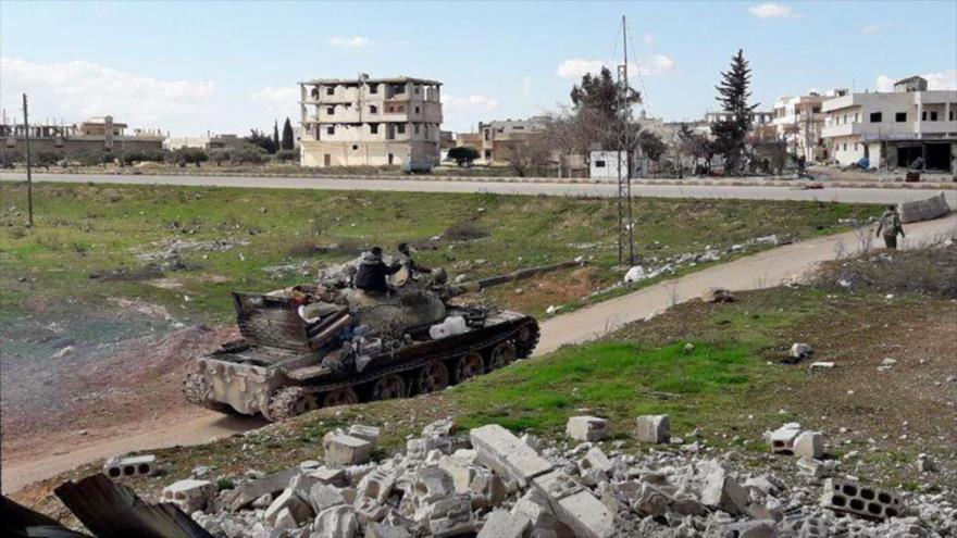 Siria libera nuevas zonas y mata a decenas de terroristas en Idlib | HISPANTV