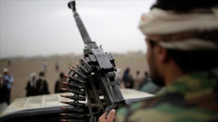 Ansarolá registra avance rápido ante mercenarios de Riad en Yemen