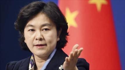 '¡Vamos a jugar!', así advierte China a EEUU en caso de periodistas