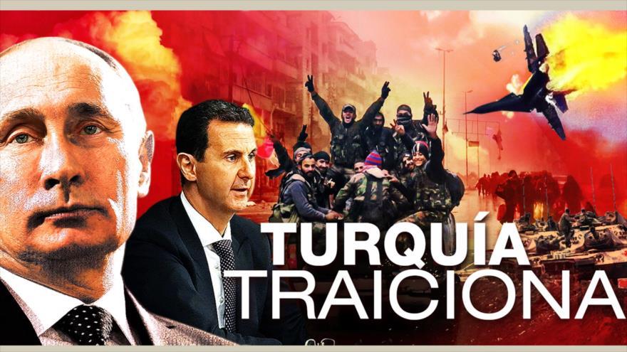 Detrás de la Razón: Bashar al-Asad defiende Idlib mientras Erdogan amenaza con capturarlo