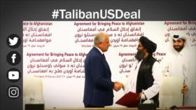Etiquetaje: Acuerdo EEUU-Talibán, ¿un logro o una humillación?
