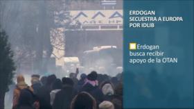 PoliMedios: Erdogan secuestra a Europa por Idlib