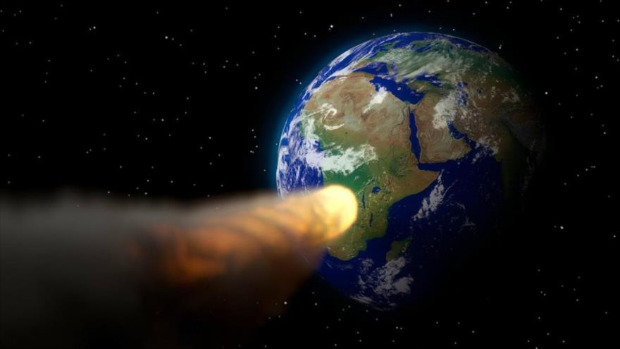 La NASA advierte que un asteroide grande se acercará a la Tierra a finales del próximo mes de abril.