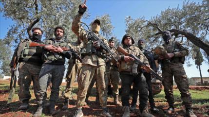 Rusia: Fortalezas terroristas y puestos turcos, conectados en Siria