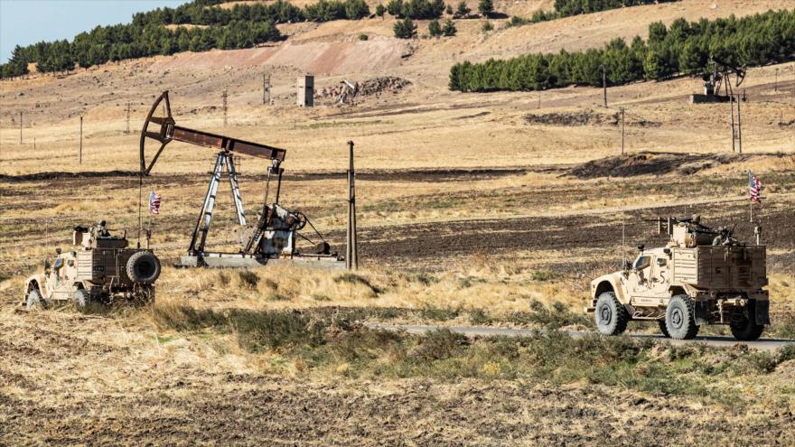Fuerzas de EEUU irrumpen en campo petrolero controlado por Siria | HISPANTV