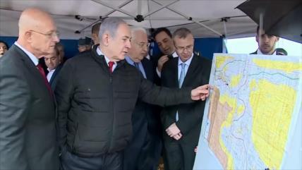 Israel intensifica confiscaciones de tierras palestinas