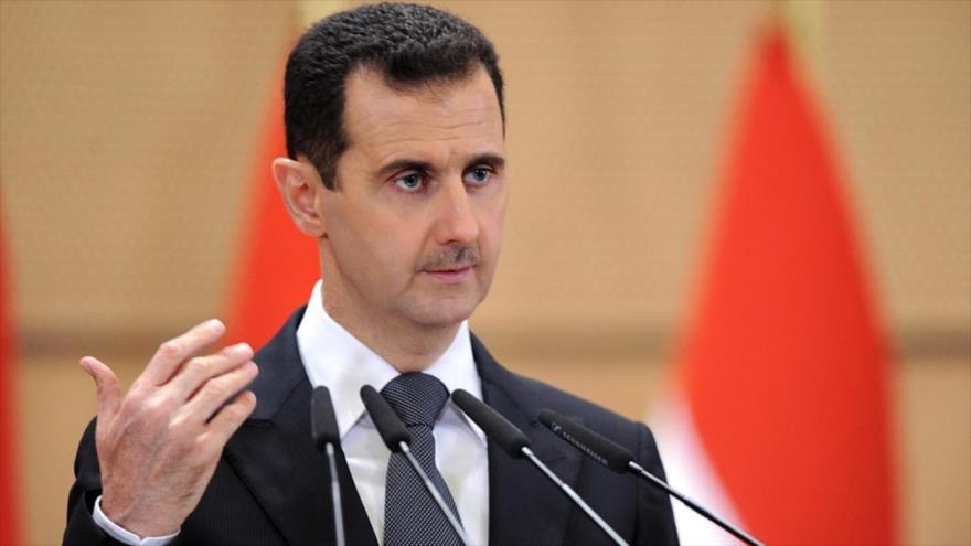 Al-Asad acusa a Erdogan de agredir a Siria por orden de EEUU   HISPANTV