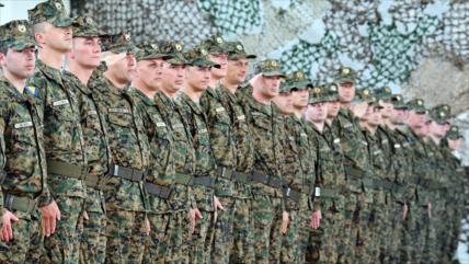 La OTAN seguirá efectuando maniobras pese al brote del coronavirus