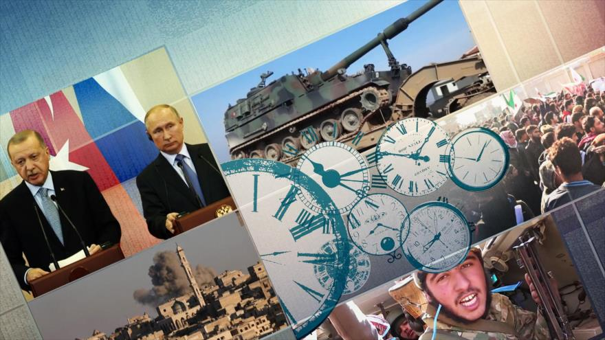 10 Minutos: Turquía en Idlib