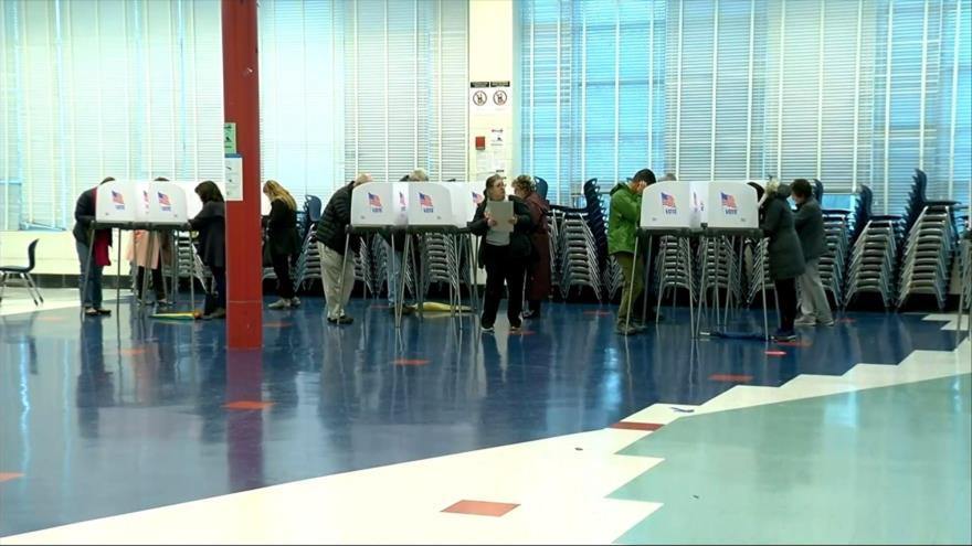 Voto hispano se inclinó por los demócratas en Estados Unidos