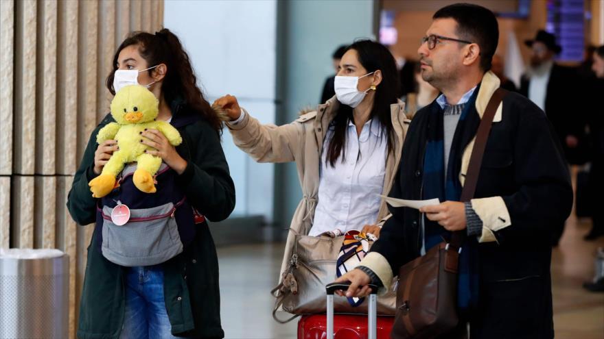 Israel pone en cuarentena a 7000 personas por el coronavirus | HISPANTV