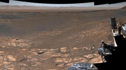 Captan increíble panorámica de Marte de 1800 millones de pixeles