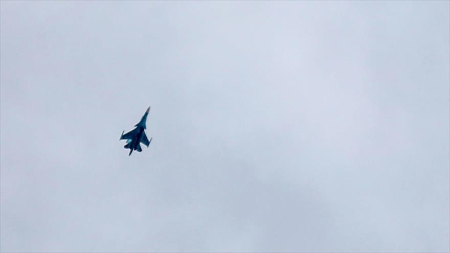 Fotos: Aviación militar de Rusia ataca a terroristas en Idlib | HISPANTV
