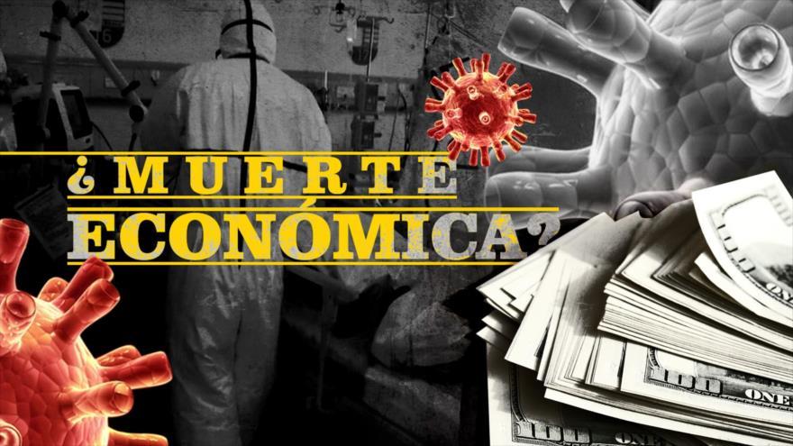 Detrás de la Razón: El impacto en la economía mundial y los esfuerzos para contener al virus más extenso