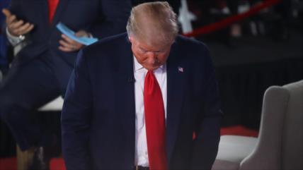Sondeo: Mayoría de estadounidenses desaprueba gestión de Trump