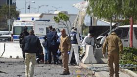 1 muerto y 5 heridos en ataque suicida a embajada de EEUU en Túnez