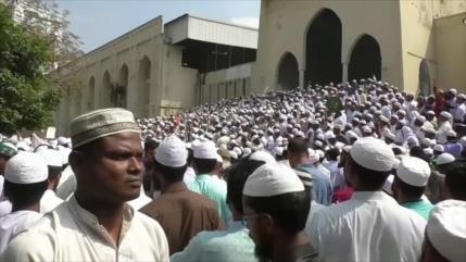 Los musulmanes del mundo condenan políticas del premier indio