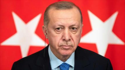 Erdogan admite gran número de bajas en su fallida campaña en Siria