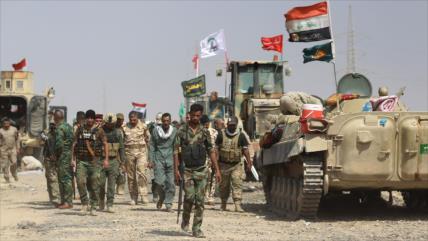 Fuerzas iraquíes matan a 40 terroristas de Daesh en Diyala