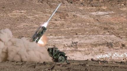 Yemen golpea con misiles balísticos dos centros de mando saudíes