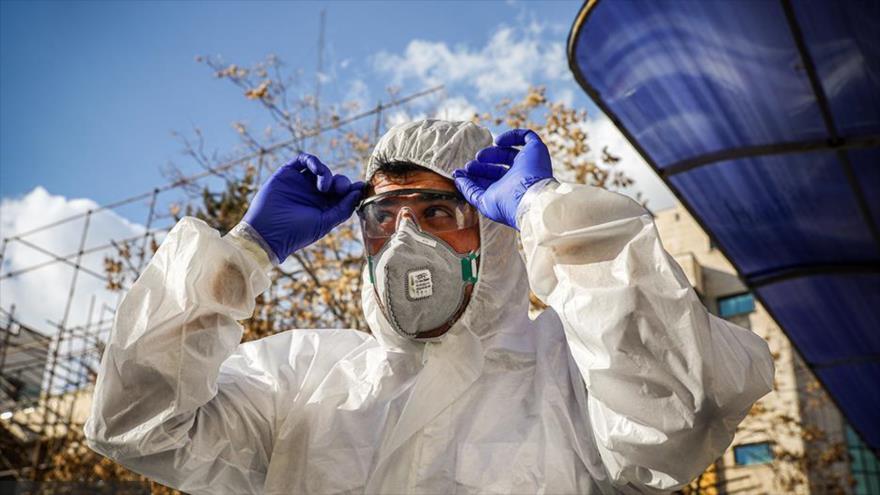 Vean cómo lucha Irán contra el nuevo coronavirus | HISPANTV