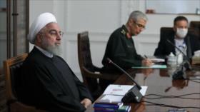 Irán califica de vital la transparencia en la lucha contra COVID-19