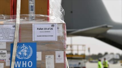 EEUU miente, no ha suspendido sanciones humanitarias a Irán